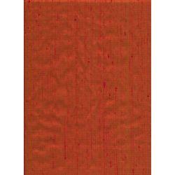Dupion Silk Red Ochre