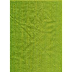 Dupion Silk Lime