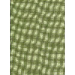 Gingham Dark Green