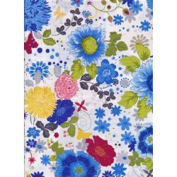 Flower Power by Fabriquilt