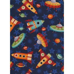 Space Rockets by Henley...