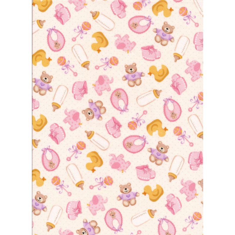Baby scatter Pink