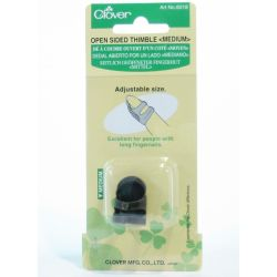 Clover Open Sided Thimble...