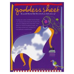 Goddess Sheet Non stick...