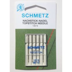 80/12 Top Stitch Needles 5...