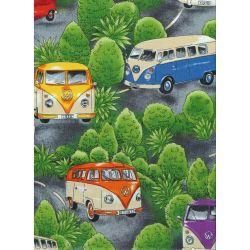 On Tour VW Camper Vans