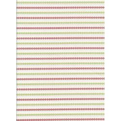 Candy Cane Fancy Stripe by...