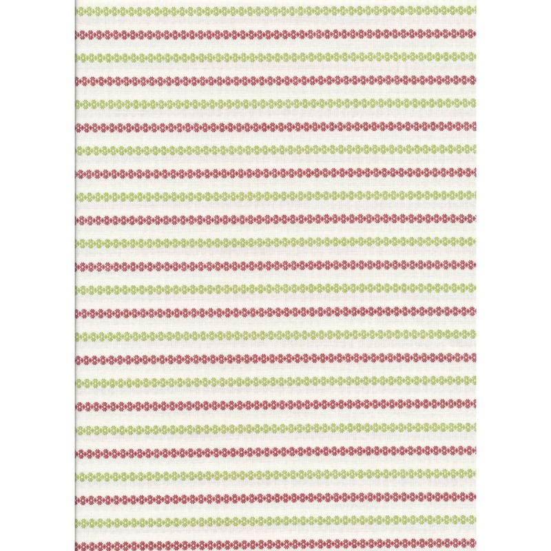 Candy Cane Fancy Stripe by Renee Nanneman