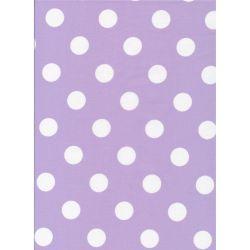 Sevenberry Large Dots White...