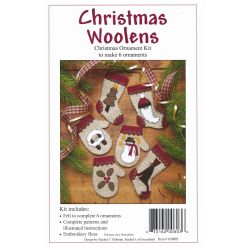 Christmas Woolens kit to...