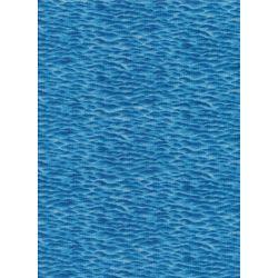 Wavy Blue