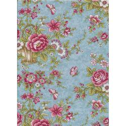 Arbor Rose Floral Blue