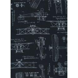 Vintage Blueprints...