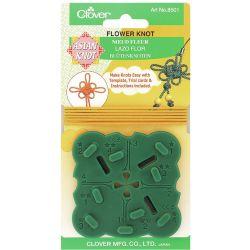 Clover Flower Asian Knot maker
