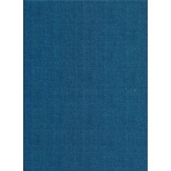 Linen Texture Dark Blue