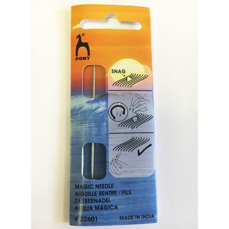 Magic Anti-Snag Needle