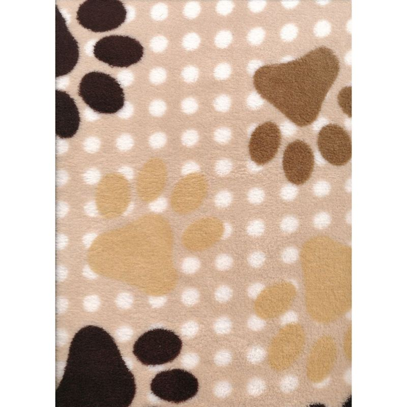 Velour Paws Double Sided 100% Polyester 60in/152cms wide approx