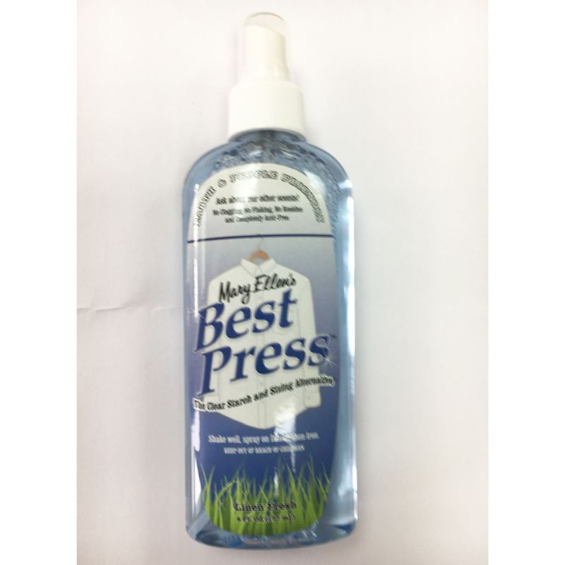 Best Press 170 ml Starch Substitute