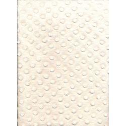 Bubble Ivory Minkie 145cms...