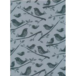 Leafy Meadow Birds