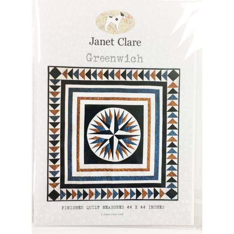 Janet Clare's Greenwich Pattern