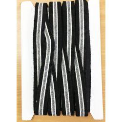 Black Stripe Webbing for...