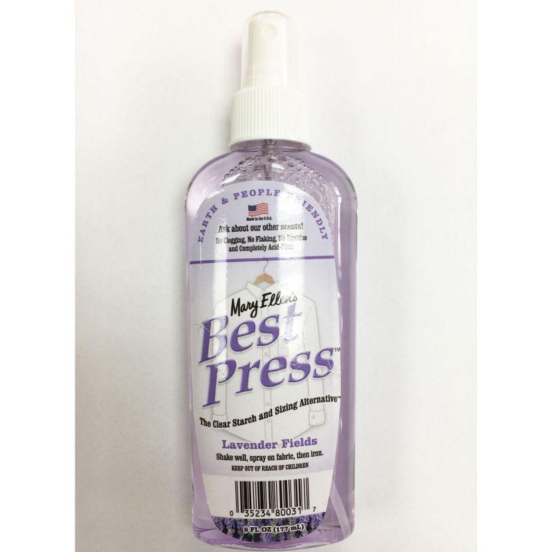 Best Press 170 ml Starch Substitute Lavender Fields