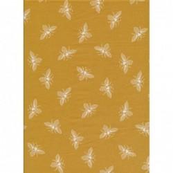 Bees Saffron by Renee Nanneman