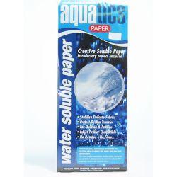 Aquatics Paper 79cm x 55cm...