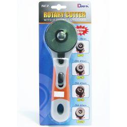 DAFA 60mm Soft Grip Cutter